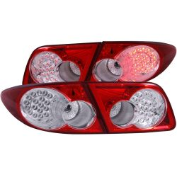 Flashlights diode mazda 6 2003-2005
