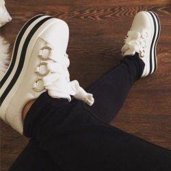 New women's sneakers (white) 💣