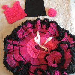 Belle Ame fluffy skirt