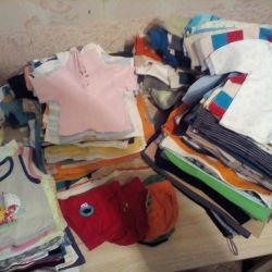 Blouses, T-shirts, T-shirts