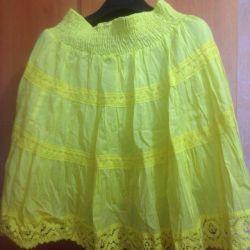 Skirt new!