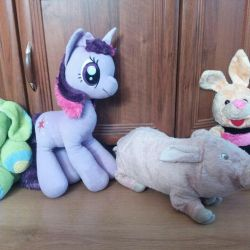 Toys without pony