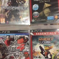 Παιχνίδια PS3