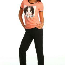 Костюм с брюками Анфиса размер 46,48,50,52,54
