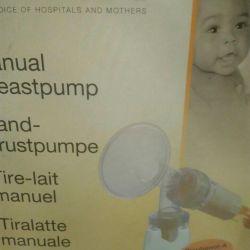 Breast pump manual Medela