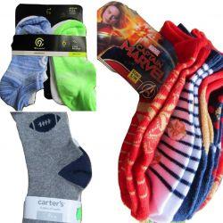 Νέες κάλτσες πρωταθλητών Carters