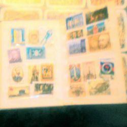 Σοβιετικά γραμματόσημα