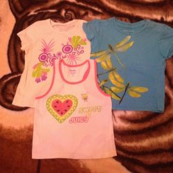 T-shirts 3 pcs.