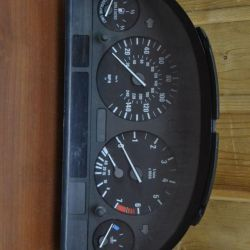Dashboard BMW 5 E39 1995-2003