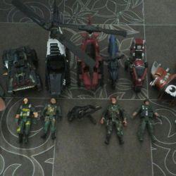 Erkek oyuncakları
