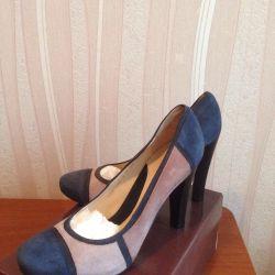 Παπούτσια νέο 39ρ σουέτ
