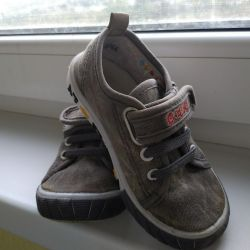 Sneakers for a boy. In excellent condition!