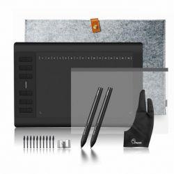 Графический планшет huion 1060pro plus
