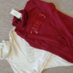 свитер новый Guess рр.40-42