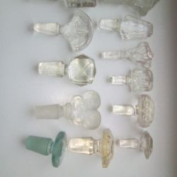 Dopuri de sticlă