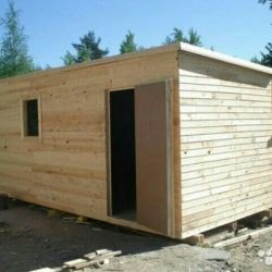 Change house 6 meters