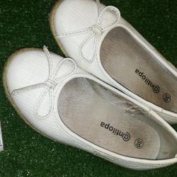 Ayakkabı - bale daireler
