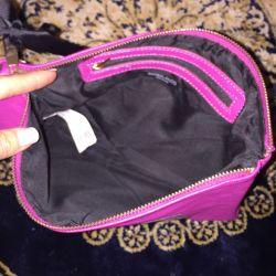 Debriyaj çantası pembe
