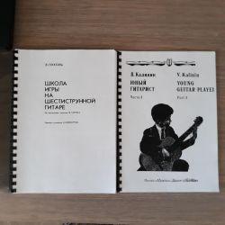 E.Puhol School of six-string guitar