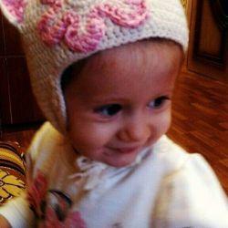 kız için şapkalar