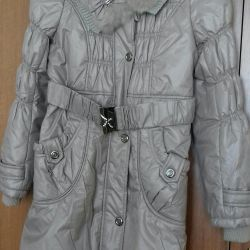 Demi-sezon çok sıcak ceket