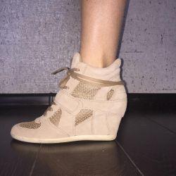 Ботинки-Сникерс