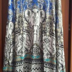 Φόρεμα φανέλα νέο ποτάμι 44-46