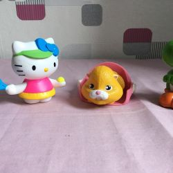 Toys from McDonald's