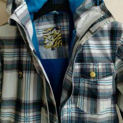 Quicksilver Jacket (10 years)