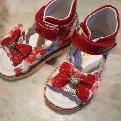 Sandale pentru copii Woopy 23р 15,3 cm