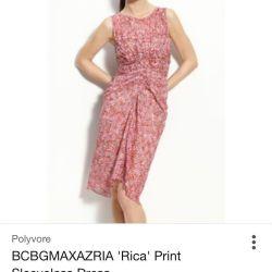 MaxAzria elbisesi