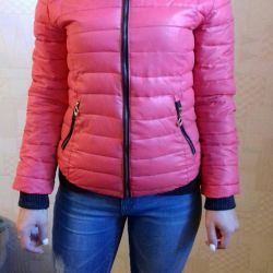Jacket is warm