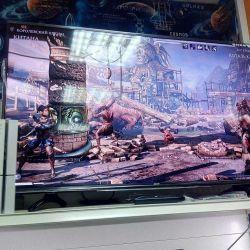 Νέα τηλεόραση 130 cm Smart TV + εγγύηση WI-Fi