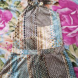 Tunic-top silk see profile