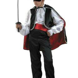 Zorro costume for hire