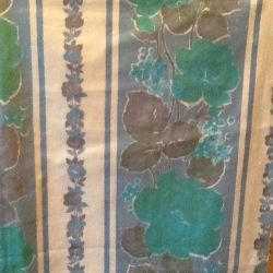 Fabric for curtains cotton sov.pr-va in two colors