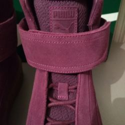 Ботинки кроссовки кеды бренд Puma