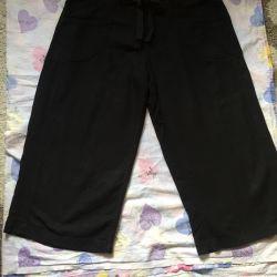 Summer linen breeches