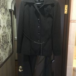 Suit pants and jacket 50-52