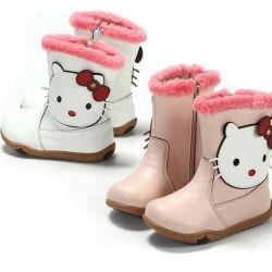 Όλες οι καιρικές μπότες Hello kitty μπότες νέα