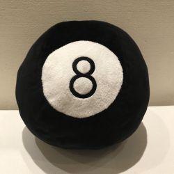 Yumuşak oyuncak Top. Bilardo topu, 8 ,,