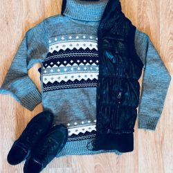 waistcoat / sleeveless jacket