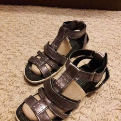 Eko sandalet vereceğim