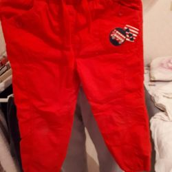 HEAT PANTS FOR GIRLS SIZE 116 CM.5-6LET