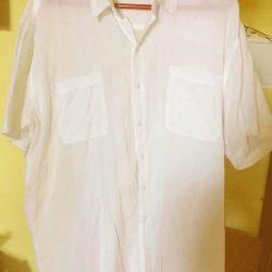 ️ Νέο μέγεθος πουκάμισων ανδρών 54