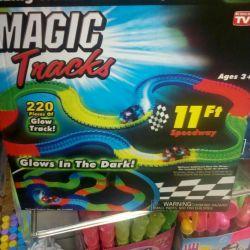 MAGIC TRACKS 220 parts