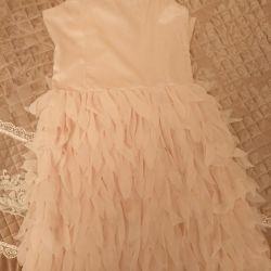 Chic dress for girl 158/164