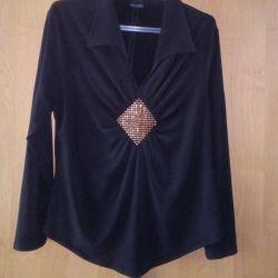 Вечерняя блузочка