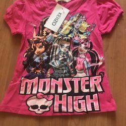 Children's t-shirt for girls