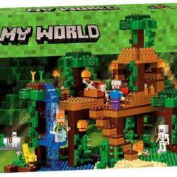 Designer Lego Minecraft